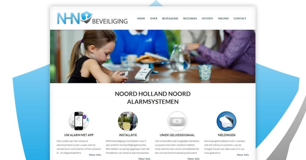 eenvoudige website laten bouwen
